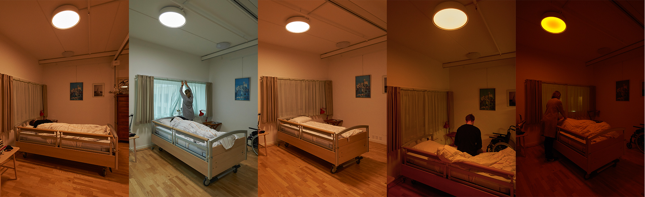 Effects of biological lighting